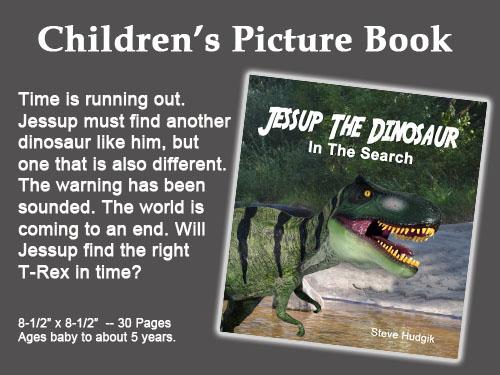 Jessup the Dinosaur